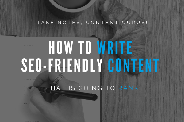 SEO-friendly content